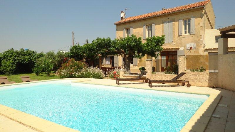 Offres Locations Vacances Belle Maison Aux Portes Du Luberon Avec